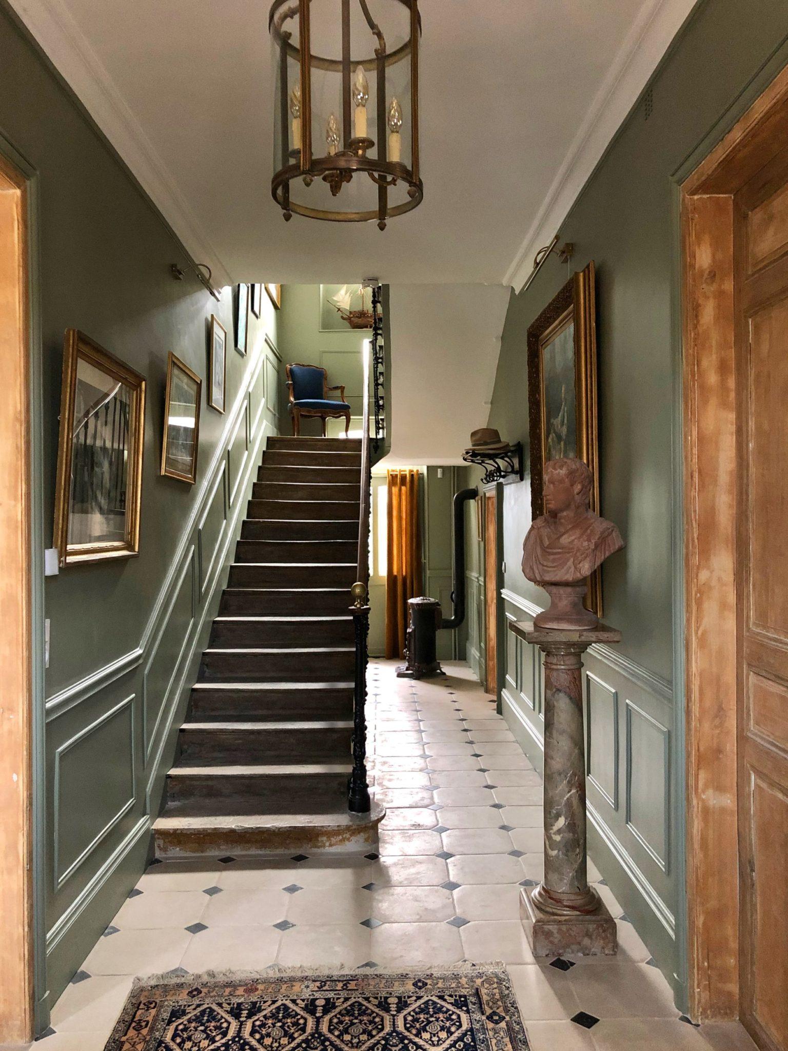 Manoir de la Croix Saint Louis maison hôte Taingy